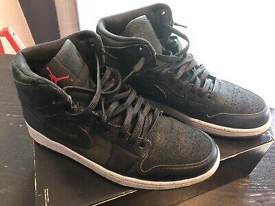 best quality 423ce 21560 Nike Air Jordan Retro 1 NYC23 Size 11 Black Grey Oreo