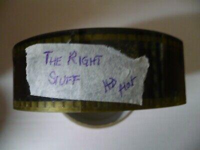 THE RIGHT STUFF, orig 35mm trailer [Sam Shepard, Scott Glenn, Ed Harris]