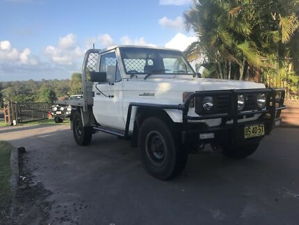 75 Series Landcruiser Ute New And Used Cars Vans Amp Utes