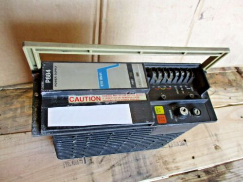 GOULD P884 POWER SUPPLY, 120/240 VAC, #27146J USED