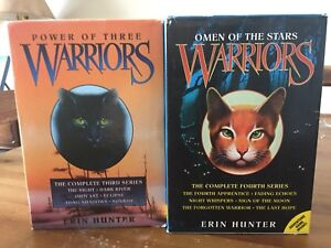 Complete Third  and Fourth Series - Warrior Cats