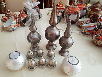 Tischdeko für Hochzeit - Taufe - Weihnachten - und viele andere Anlässe