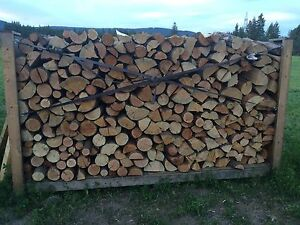 Cords of firewood