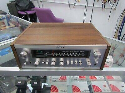 SONY STR-7035 VINTAGE RECEIVER AMPLIFIER * Brilliant Sound *  nice example