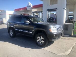 2007 Grand Cherokee Limited 3.0L