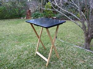 PORTABLE SLIMLINE FOLDING TABLE Windermere Park Lake Macquarie Area Preview