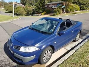 2008 Renault Megane Convertible