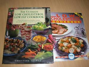 Low Cholestrol Cook Books Albany Creek Brisbane North East Preview