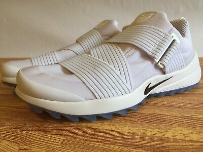 Nike Air Zoom Gimme Golf Shoes (849955-100) White, SIZE 11