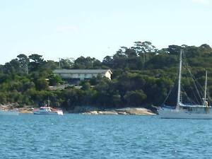Flinders Island waterfront Lady Barron Flinders Island Preview