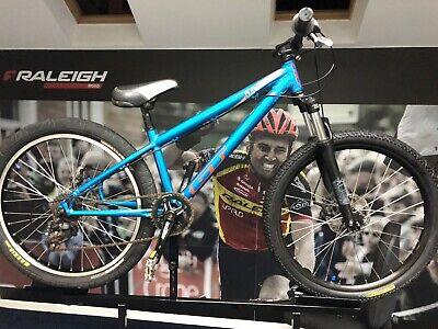 """Gt bump Dirt Jump MTB Mountain Bike 24"""" Wheel Disc Brakes Serviced B"""