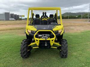 2019 (Ex Demo) Can-Am HD10 XMR Mount Louisa Townsville City Preview