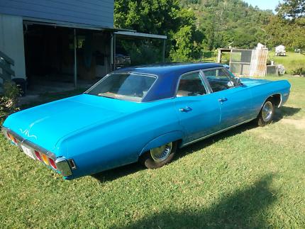 1968 Impala sedan