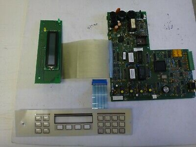 Gilson Fc204 System Control Board Front Panel Assembly