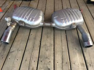 Bmw boysen exhaust