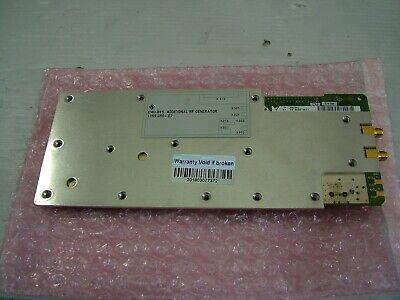 Rohde Cmu-b95 1159.0504.02 Rf Generator For Cmu200