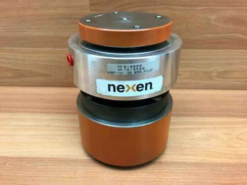 Nexen Pneumatic Clutch Brake 910000 5H35P 1.125 Bore, Pilot
