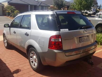 FORD TERRITORY TX 2005 Low Kws Clarkson Wanneroo Area Preview