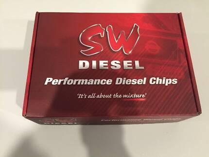 SW Diesel Ford Ranger PX 2015 Diesel Chip