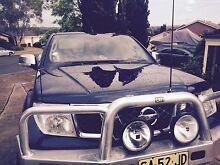 2008 nissan navara d40 Eagle Vale Campbelltown Area Preview