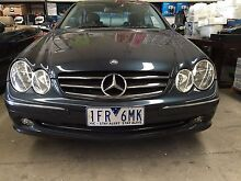 2002/12 Mercedes CLK500 1 owner full history Coolaroo Hume Area Preview