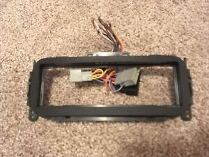 Dodge Dash Kit & Wires