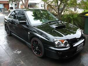 2004 Subaru WRX Sedan Blackburn Whitehorse Area Preview