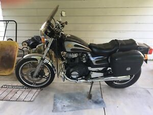 1983 450 Honda Nighthawk Motorcycle