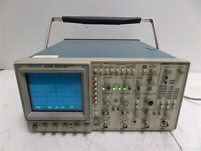 Tektronix 2247a 100 Mhz Oscilloscope