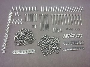 HPI Savage XL Octane Stainless Steel Hex Head Screw Kit 250++ pcs Racing NEW