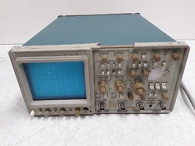 Tektronix Oscilloscope For Parts Or Repair Model Unknown Possibly 2465