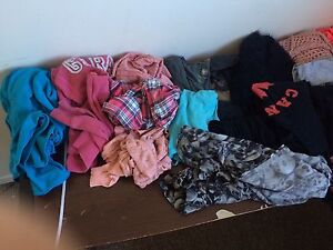 Bunch of clothes for sale!