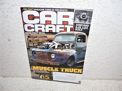 Car Craft Magazine May 2018  Build A Muscle Truck for sale  Moberly