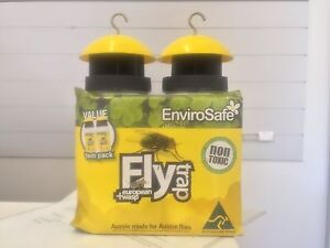 Envirosafe fly trap twin pack Cameron Park Lake Macquarie Area Preview