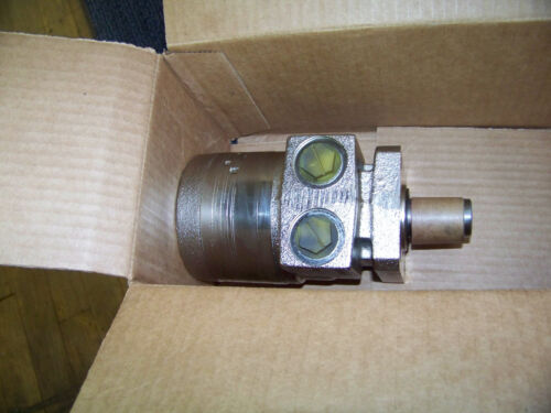 Parker Hannifin Hydraulic Pump Chrome Plated 001 001 TB0080FS100AAAB New