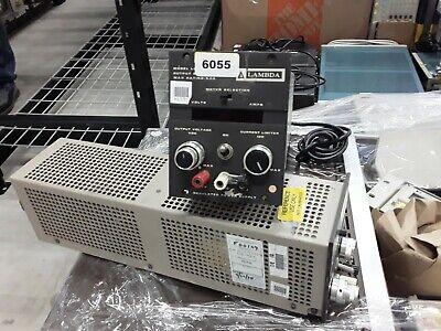 Lambda Lq-520 Regulated And Adjustable Power Supply 0-10v 5a