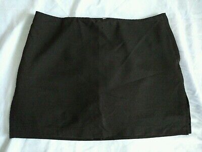 City Clothing Company Star Black Skort, Juniors Size 13, Made in USA