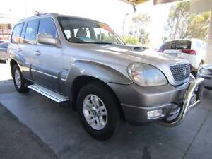 2005 Hyundai Terracan SUV Beaconsfield Fremantle Area Preview