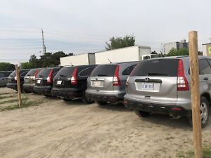 2007 Honda CRV EXPORTING ONLY