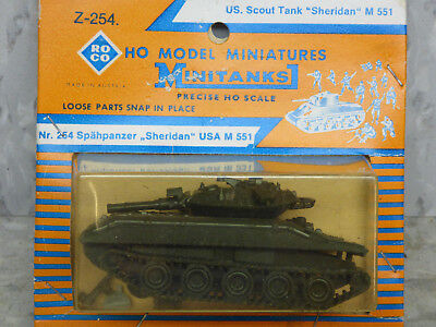 Roco Minitanks (New) Modern US M-551 Sheridan Light Scout Tank  Lot #2464 for sale  Chicago