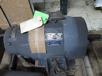Reuland Electric Ac Motor W Brake 52.5hp 1750875rpm 460v 75a Used
