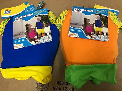 Body Glove Swimwear Kids (Kids Stuff Body Glove Swim Training Float Suit Small/Medium 20-33lb CHOOSE COLOR )