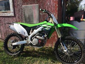Minty Kx250fi