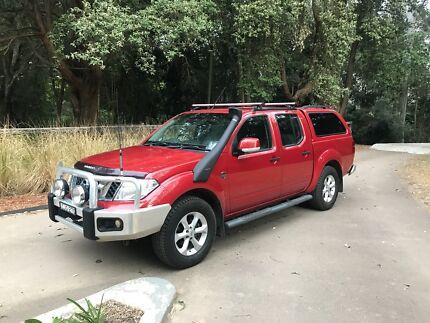 Nissan Navara D40