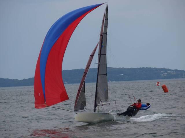 16ft Skiff Sailing Boat Belmont Nsw Sail Boats