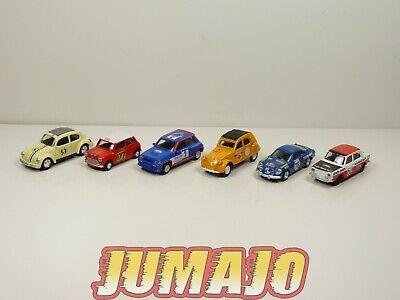 TRI27 : 6 X 3 inches RETRO RACING : 1000 Rallye A110 2CV 5 Turbo 1980 Mini VW