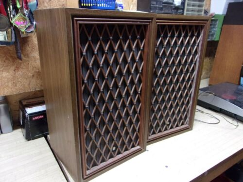 """Vintage Pioneer CS-700G Speakers - Nice set of (2) - 26"""""""