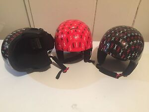 Carrera Kids S/M ski helmets