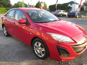 NEW PRICE!2010  Mazda3 I AUTOMATIC-VERY CLEAN inside-outside