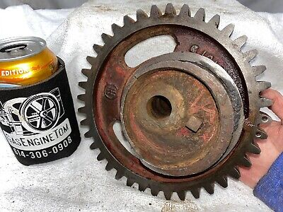 Cam Timing Gear For 3 Hp Ihc Vertical Famous Old Hit Miss Gas Engine Part G1010